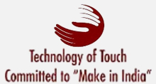 Technology of touch committed to make in india